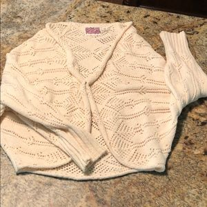 Anthropologie Shrug